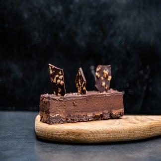 בר שוקולד טבעוני
